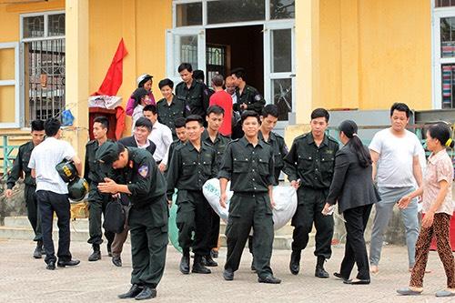 Công an Hà Nội gửi thư kêu gọi người bắt giữ cán bộ ở Đồng Tâm tự thú - 1