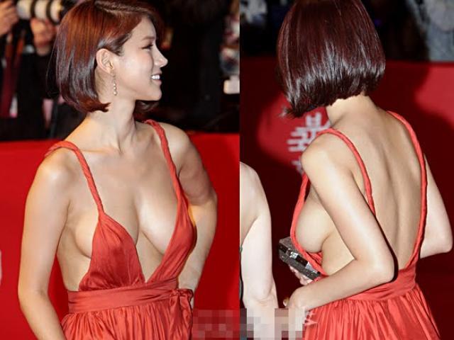 """""""Thảm họa Busan mặc như không"""" trên thảm đỏ giờ ra sao?"""