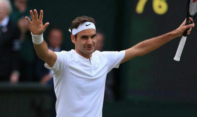 """Federer - Del Potro: Đẳng cấp """"như thần"""", chung kết trong mơ (Bán kết Thượng Hải Masters) - 1"""