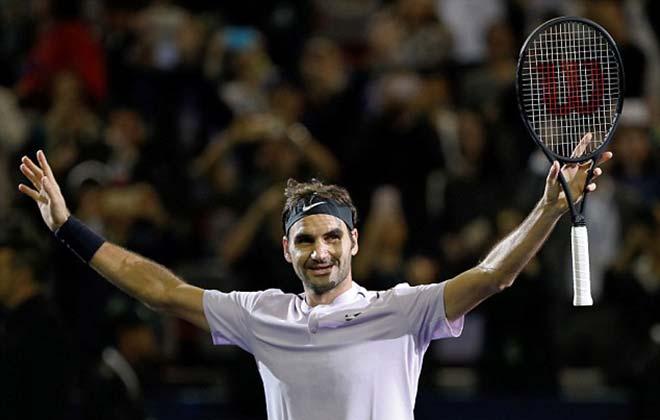 """Federer vô địch Thượng Hải: Đến tuổi 50 sợ gì Nadal """"hết hơi"""" - 1"""
