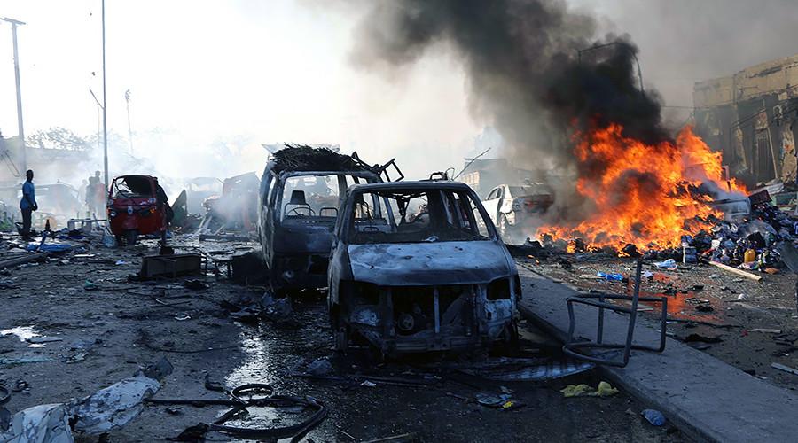 189 người tử vong sau vụ đánh bom kép kinh hoàng ở Somalia - 1