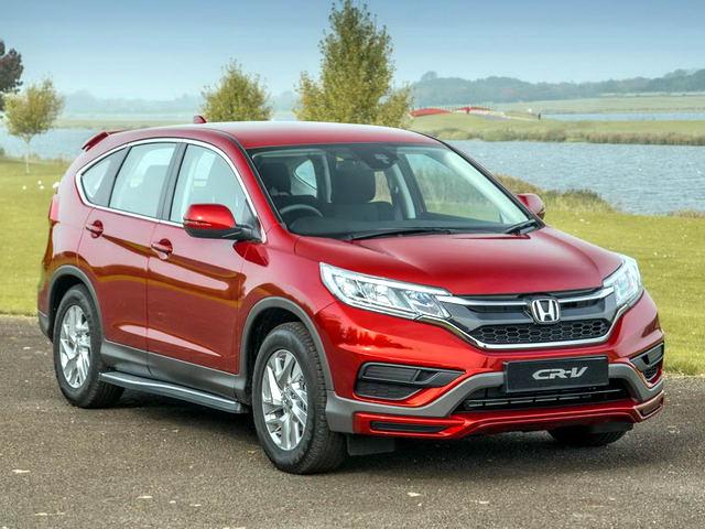 Honda CR-V S Plus: Bản đặc biệt giá 709 triệu đồng - 1