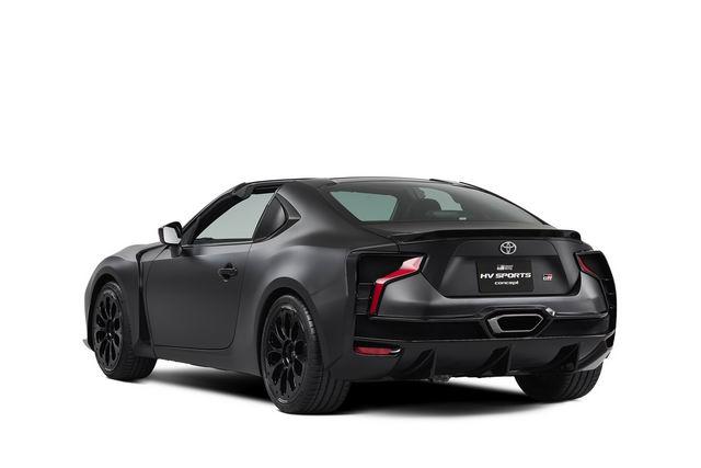 Toyota sắp giới thiệu GR HV, coupe thể thao hoàn toàn mới - 3