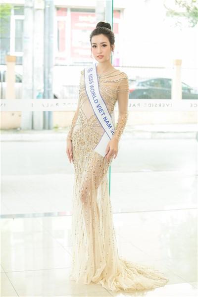 Ngày càng sexy đỗ mỹ linh đặt mục tiêu top 5 hoa hậu thế giới - 1