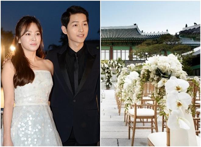 Song Hye Kyo tốn 2 tỷ đồng thuê địa điểm cưới hoành tráng nhất Hàn Quốc - 1