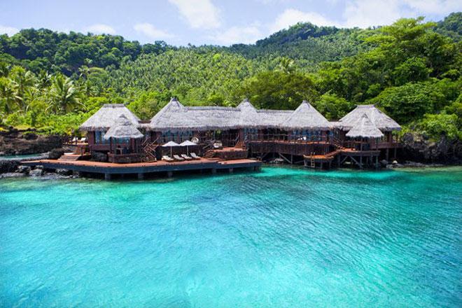 Nha trang lọt top những nơi có khu nghỉ dưỡng trên mặt nước đẹp nhất thế giới - 3