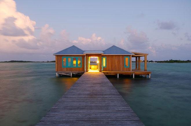 Nha trang lọt top những nơi có khu nghỉ dưỡng trên mặt nước đẹp nhất thế giới - 5