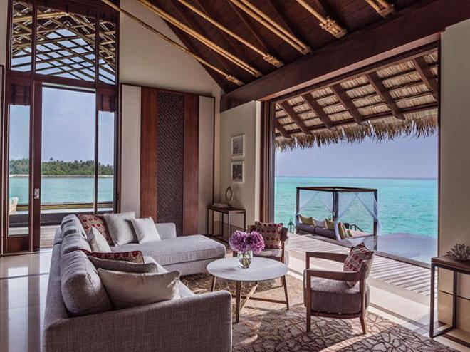 Nha trang lọt top những nơi có khu nghỉ dưỡng trên mặt nước đẹp nhất thế giới - 4