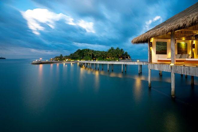 Nha trang lọt top những nơi có khu nghỉ dưỡng trên mặt nước đẹp nhất thế giới - 2