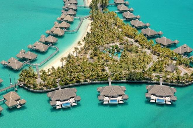 Nha trang lọt top những nơi có khu nghỉ dưỡng trên mặt nước đẹp nhất thế giới - 7