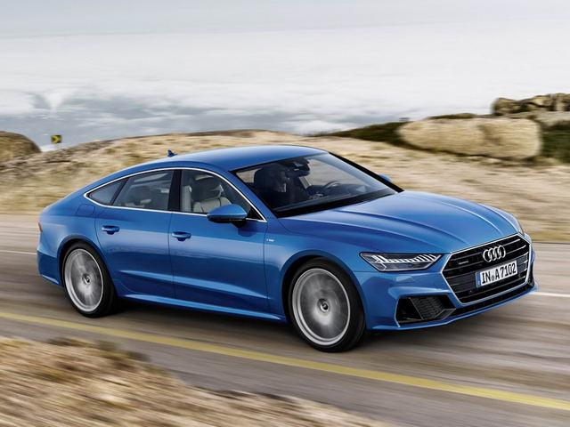 Audi A7 Sportback 2019 có giá từ 1,82 tỷ đồng - 1