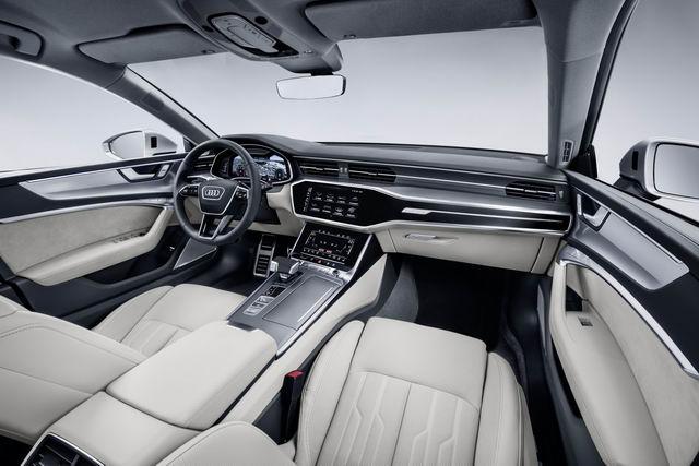 Audi A7 Sportback 2019 có giá từ 1,82 tỷ đồng - 3