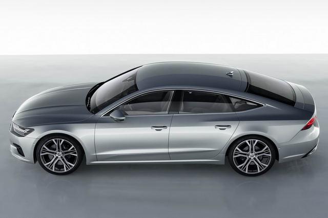 Audi A7 Sportback 2019 có giá từ 1,82 tỷ đồng - 4