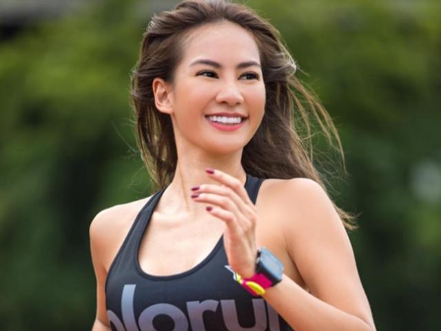 """Phát ghen vì thân hình nở hậu sexy của """"kiều nữ chạy"""" Thái Lan"""