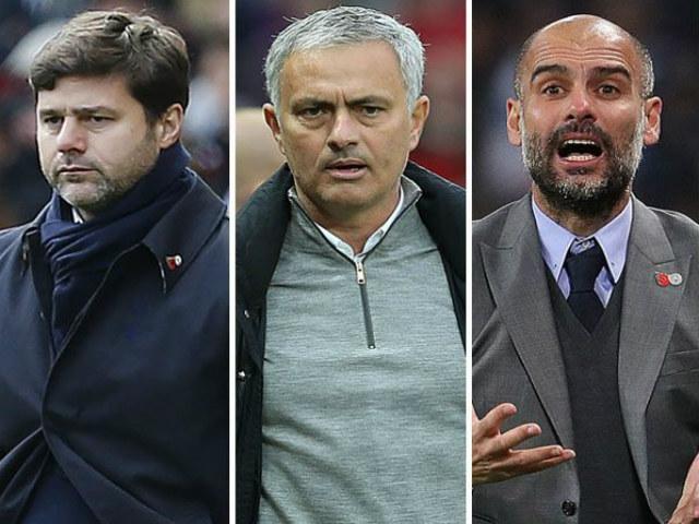 """Đua vô địch Ngoại hạng Anh: Man City """"độc bá"""", chỉ MU - Tottenham cản nổi?"""