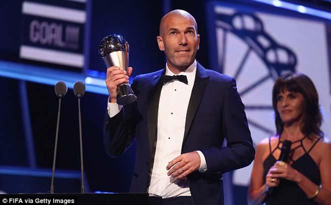 HLV xuất sắc nhất 2017: Đế chế của Zidane, Ngoại hạng Anh chờ đón - 1