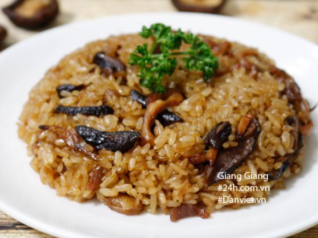 """Công thức làm xôi mặn Đài Loan, món ăn đang khiến chị em """"chao đảo"""""""