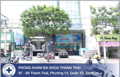 Phòng Khám Đa Khoa Thành Thái – Ngôi nhà sức khỏe - 1