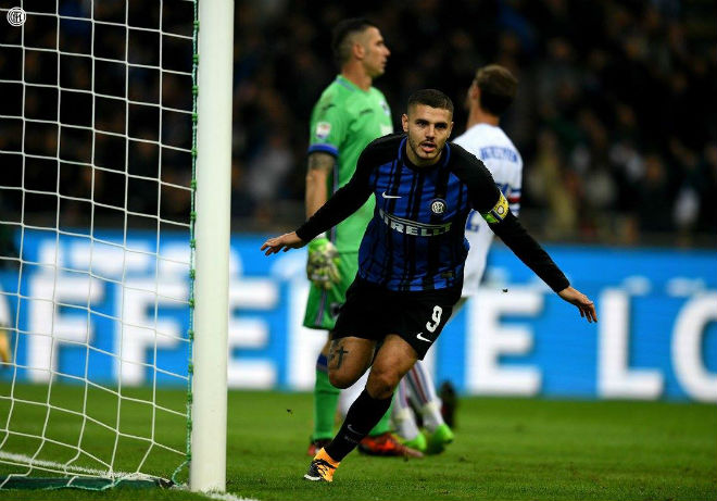 Inter Milan – Sampdoria: Nghẹt thở lên ngôi đầu (vòng 10 Serie A) - 1