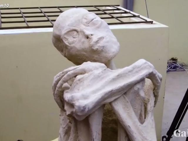 Loạt xác ướp người ngoài hành tinh ở Peru là thật?