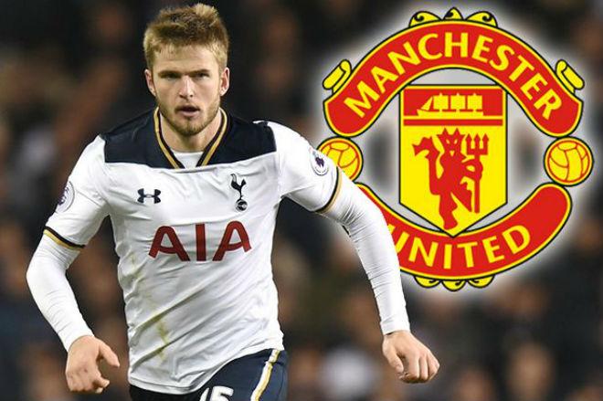 """Chuyển nhượng MU: Mourinho dọa Tottenham, """"cuỗm"""" Dier về Old Trafford - 1"""