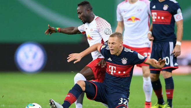 RB Leipzig - Bayern: Thẻ đỏ, vận may & loạt đấu súng nghẹt thở - 1