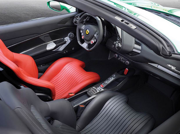 "Ferrari 488 Spider ""Green Jewel"" giá gần 30 tỷ đồng - 2"