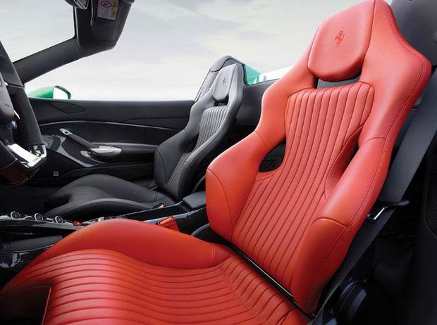 "Ferrari 488 Spider ""Green Jewel"" giá gần 30 tỷ đồng - 5"
