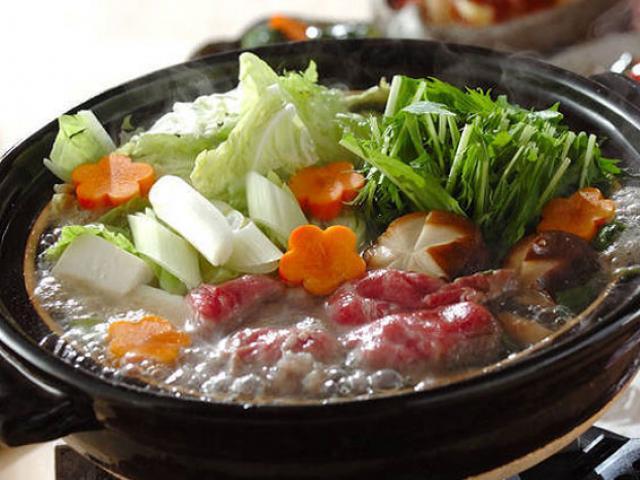 Cách nấu lẩu bò nhúng ngon đúng chuẩn vị Nhật