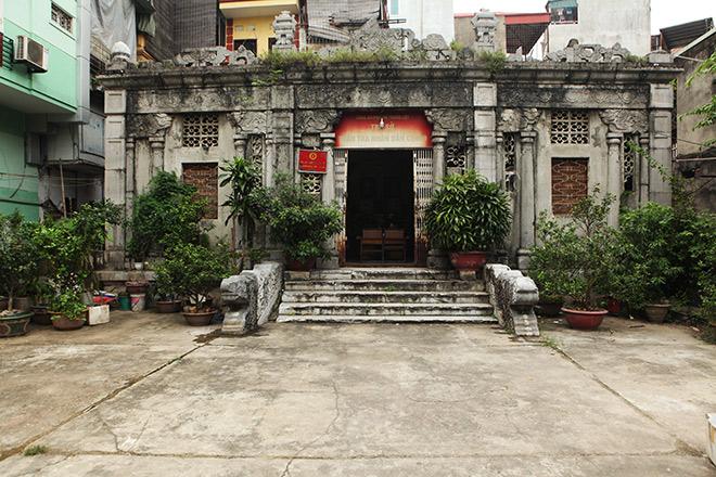 Khám phá công trình lăng mộ cổ bằng đá bậc nhất Thủ đô - 1
