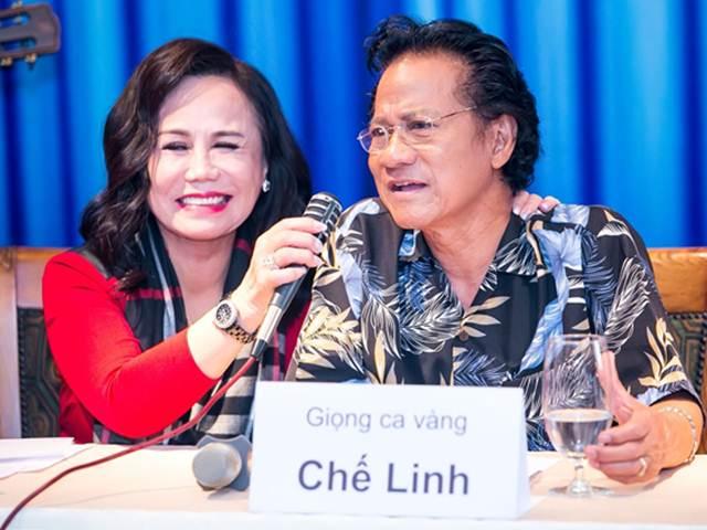 """Thanh Tuyền: """"Chế Linh và tôi như yêu nhau từ tiền kiếp"""" - 1"""