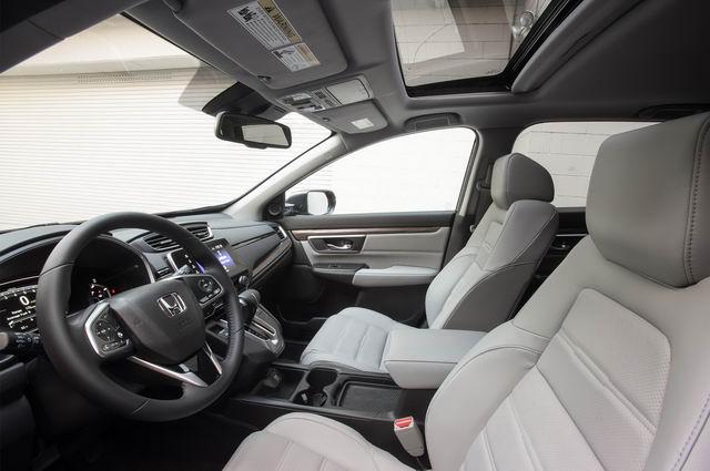 Honda CR-V là chiếc SUV bảo vệ an toàn cho trẻ em tốt nhất - 4