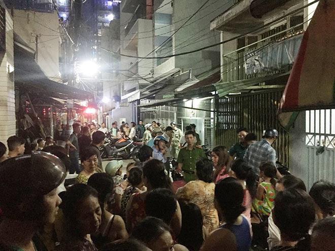 Dân Sài Gòn vây bắt kẻ đâm chết người trong đêm - 1