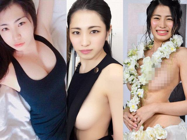 """""""Hoa hậu vòng 1 đẹp"""" Nhật Bản chuộng mốt không nội y mỗi ngày"""
