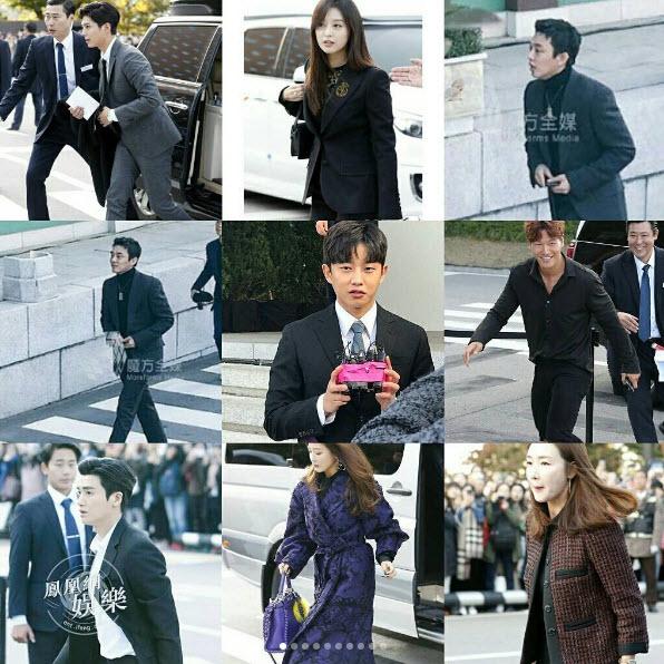 Song Joong Ki hôn say đắm Song Hye Kyo trong hôn lễ thế kỷ - 1