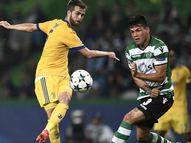 Kết quả bóng đá Sporting Lisbon - Juventus: Ra chân tinh tế, thoát hiểm gang tấc