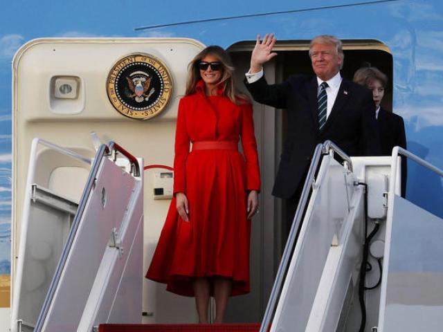 TT Donald Trump đến VN: Cận cảnh chuyên cơ 'pháo đài' Air Force One