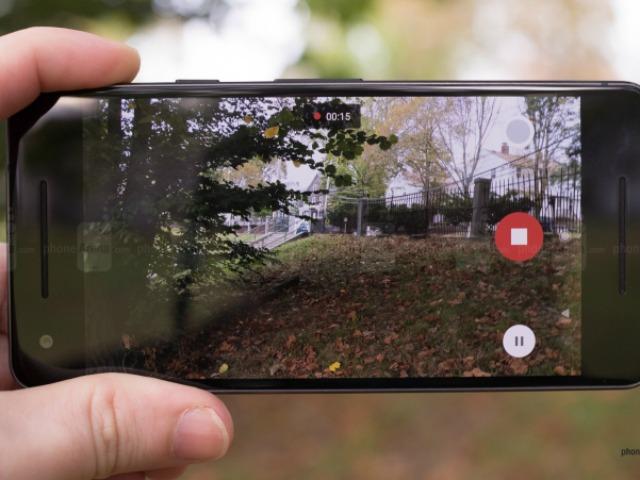 Google Pixel 2 XL gặp lỗi về âm thanh khi quay video