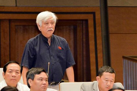 """ĐB Dương Trung Quốc: Dùng chữ """"đầu thú"""" ở vụ Đồng Tâm là không ổn - 1"""