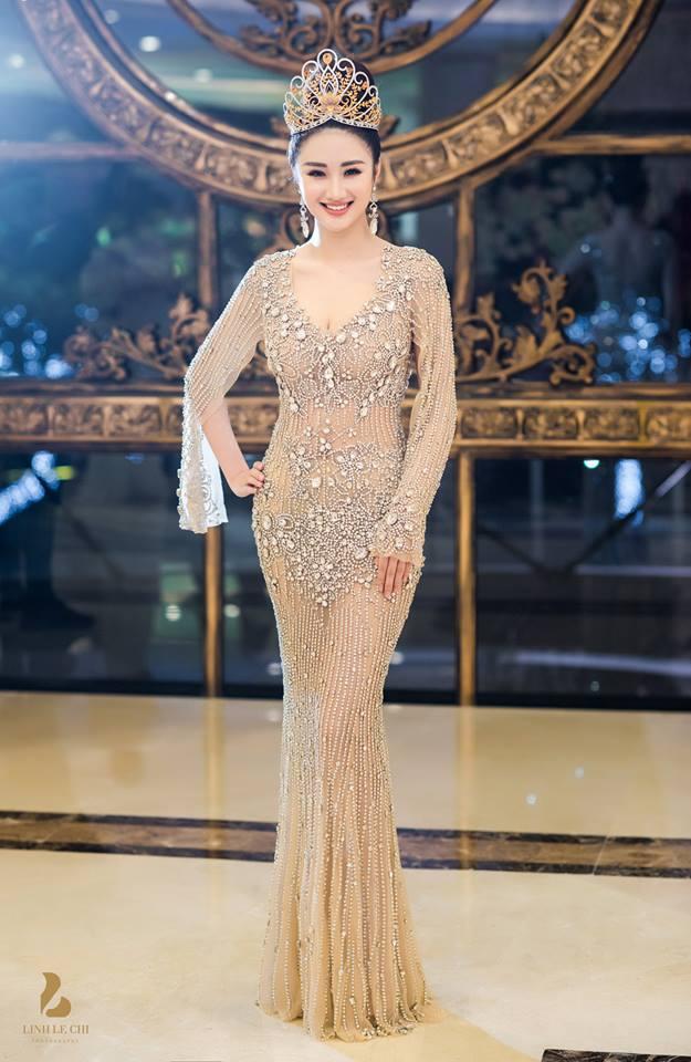 Hoa hậu thu ngân giảm 12kg sau 2 tháng sinh con cho đại gia - 3
