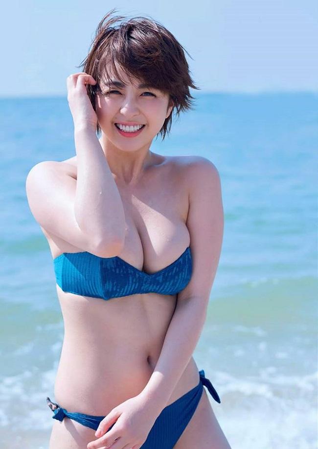 Người đẹp Nhật Bản - Yanagi Yurina sinh năm 1994.
