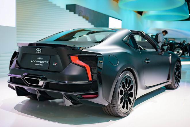Toyota GR HV Sports: Xe 2 cửa mui trần đặc sắc - 5