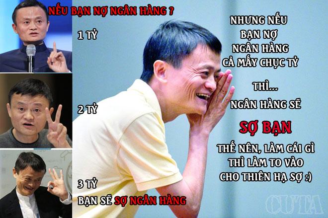 8 điều tỷ phú Jack Ma trót nói nhưng đã... quên. Ảnh 1