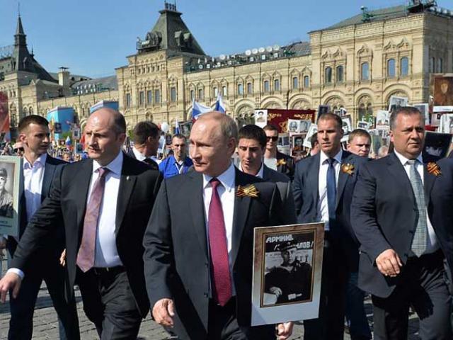 Đội đặc vụ tinh nhuệ bảo vệ ông Putin ở Việt Nam