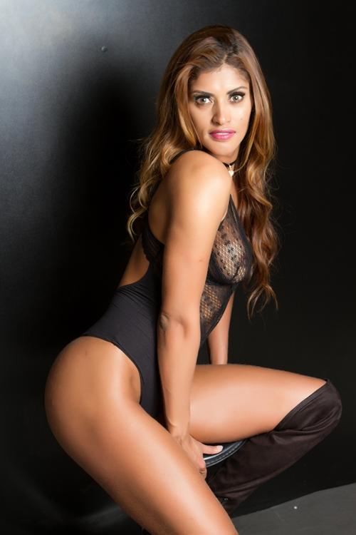 Hot: Cuối cùng Hoa hậu Siêu vòng 3 Brazil đã lộ diện! - 6