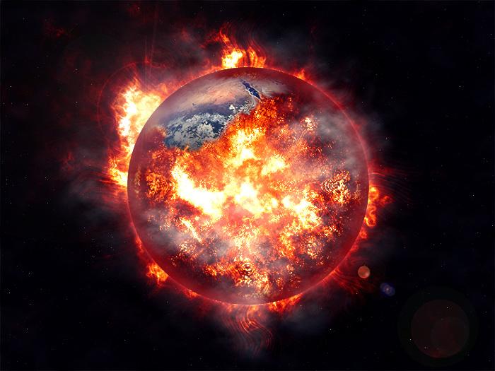 Thiên tài vật lý tính thời điểm con người biến mất khỏi Trái đất - 1