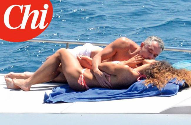 Không dừng ở đó, người tình của Raffella Fico còn có cả con trai của Luciano Moggi – cựu giám đốc điều hành Juventus.