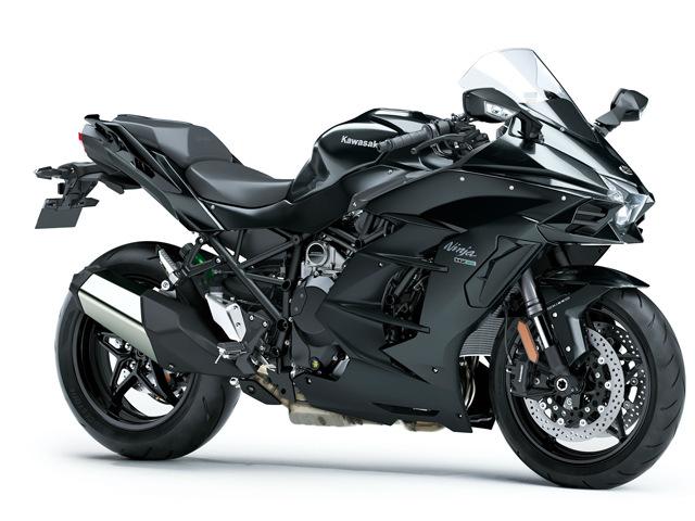 """Sport-tourer Kawasaki Ninja H2 SX """"siêu khủng"""" trình làng"""