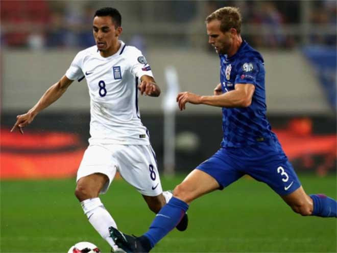 Hy Lạp - Croatia: Mừng hụt trong đau đớn (playoff World Cup 2018) - 1