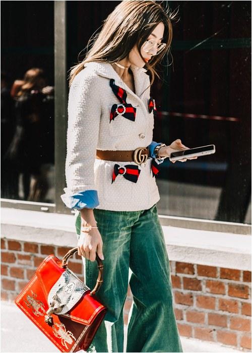 5 bí kíp giúp dân công sở mặc đẹp hút mắt mùa đông này - 1